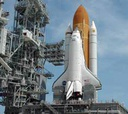 Kennedy Space Center contract workers have helped ready shuttle Atlantis for launch.