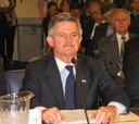 Nicholson testifies in front of the House Committee on Veterans' Affairs last year.
