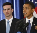 Obama introduces Orszag Tuesday in Chicago.