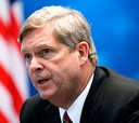 USDA Secretary Tom Vilsack meets resistance on overhaul.