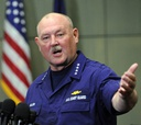 Adm. Thad Allen is leading the federal response to catastrophe.