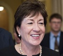 Republican Susan Collins of Maine co-sponsored the bill.