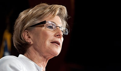 Barbara Boxer, D-Calif., offered the amendment, along with Sens. Chuck Grassley, R-Iowa; and Jay Rockefeller, D-W.Va