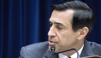 "Rep. Darrell Issa, R-Calif., said he hopes ""this announcement represents the beginning of a sincere and dedicated effort to enact meaningful reforms."""