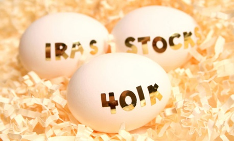 Understanding retirement plans, Yes 401(k), 403(b), IRA, Roth, TSP.