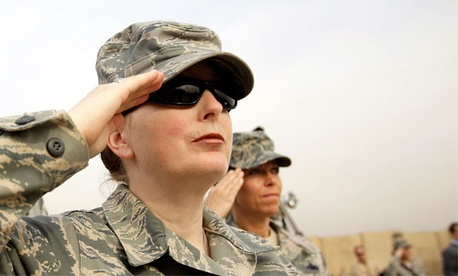 Defense opens 14 000 new roles to military womenNew Roles For Women Artifacts