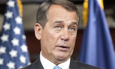 Rep. John Boehner, R-Ohio