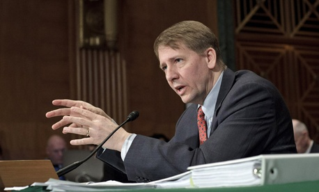 Director of the Consumer Financial Protection Bureau Richard Cordray