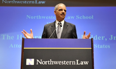 Attorney General Eric Holder argues citizenship doesn't protect Americans actively involved in attacks against their own country.