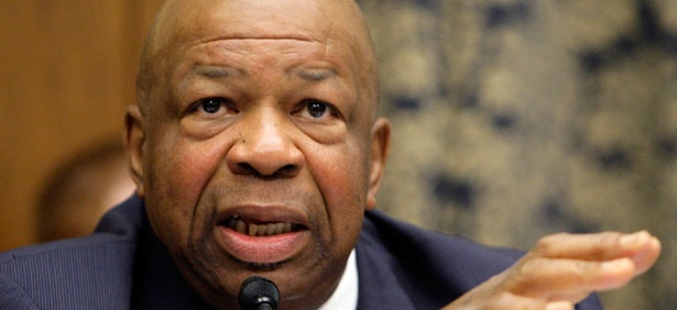 Rep. Elijah Cummings, D-Md., says the bill makes common-sense changes.