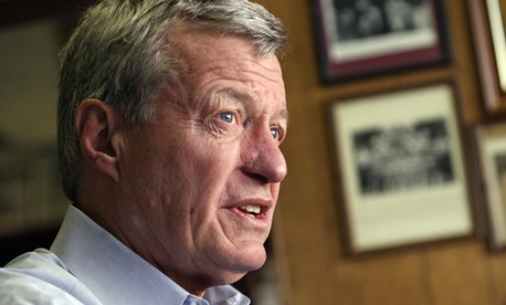 Sen. Max Baucus, D-Mont., introduced the measure.