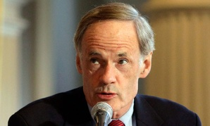 Sen. Thomas Carper, D-Del