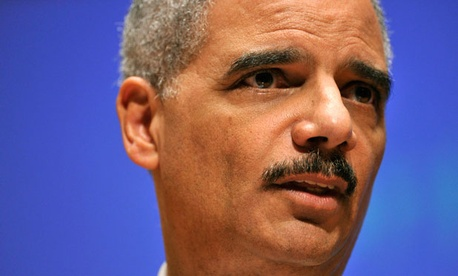 Attorney General Eric Holder says automatic cuts could be devastating.