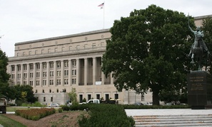 Interior headquarters are located in Washington, D.C.