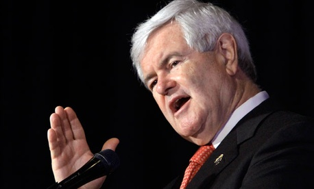 Video: Gingrich calls ...
