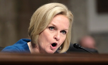Sen. Claire McCaskill, D-Mo.