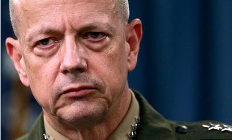 Marine Gen. John Allen