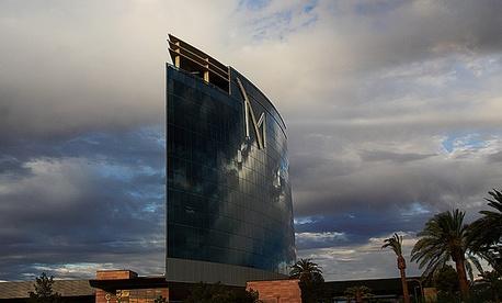 Event was held at M Resort in Las Vegas