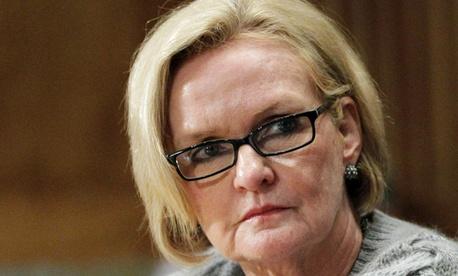 Sen. Claire McCaskill, D-Mo., has set an April 27 deadline for GSA to hand over more details about its bonus program.