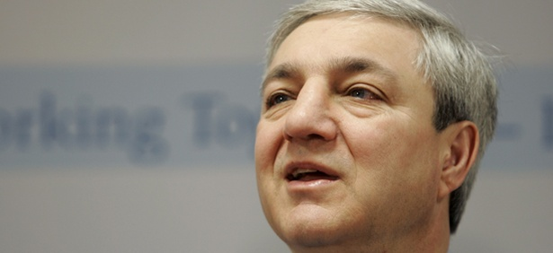 Graham Spanier was president of Pennsylvania State University for six years.