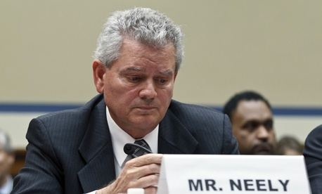 Former GSA official Jeff Neely.