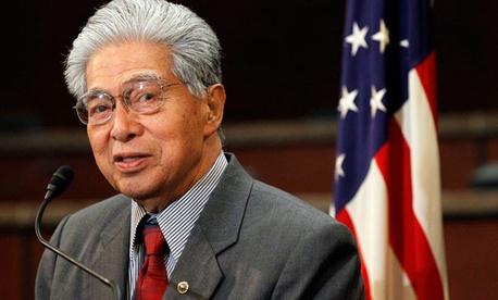 Sen. Daniel Akaka, D-Hawaii