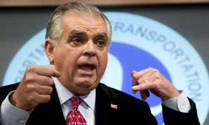 "Transportation Secretary Ray LaHood said, ""Ninety-nine percent of federal workers come to work for the American people."""