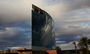 The conference in question was held at the M Resort and Casino in Las Vegas.