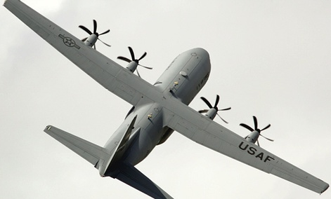 Lockheed Martin C-130J transport planes are among the weapons on the wish list.