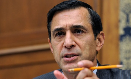 Rep. Darrell Issa, R-Calif., seeks information on GSA's telework policy.