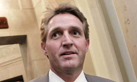 Rep. Jeff Flake, R-Ariz. introduced the amendment.