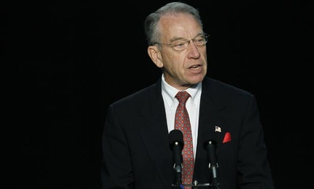 Sen. Chuck Grassley, R-Iowa