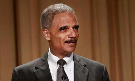 Attorney General Eric Holder