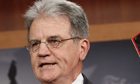 Sen. Tom Coburn, R-Okla., sponsored the Senate version of the bill.