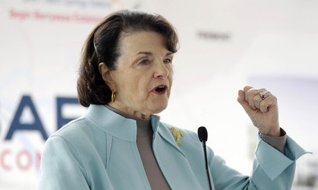 Sen. Dianne Feinstein, D-Calif.