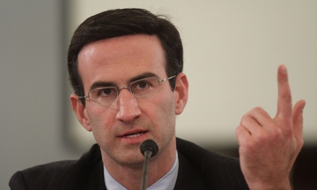 Former Budget Director Peter Orszag