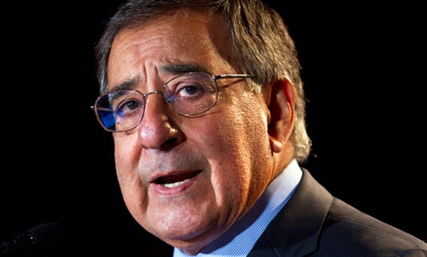Secretary of Defense Leon Panetta