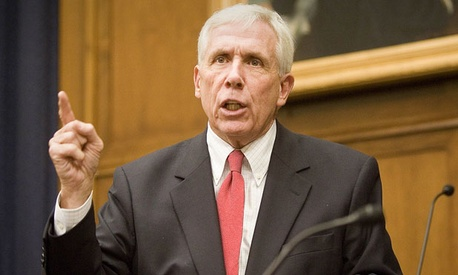 Rep. Frank Wolf, R-Va., requested the investigation after hearing from a former Justice employee.