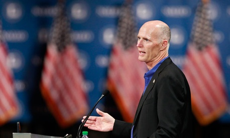 GOP convention host governor Rick Scott will speak at the convention.