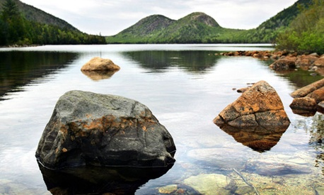 Maine&#39;s Acadia National Park was the first National Park created east of the Mississippi River.
