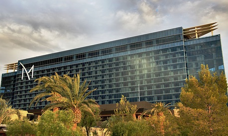 "An official said the recently exposed $820,000 training conference the GSA held at the M Resort in Las Vegas was ""unconscionable."""