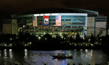 The Tampa Bay Times Forum is the hosting site for the 2012 Republican National Convention.