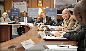 CFC - 50 Commission holds its inaugural meeting on September 13, 2011.