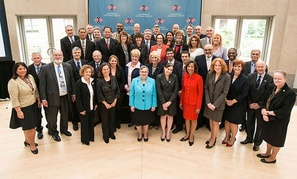 The 2012 Sammies finalists.