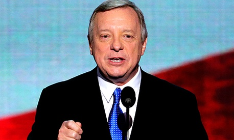 Sen. Dick Durbin, D-Ill.