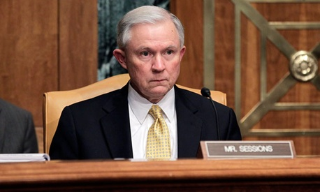 Sen. Jeff Sessions, R-Ala., raised a point of order against the bill on Wednesday