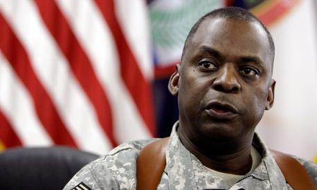 Lt. Gen. Lloyd J. Austin III
