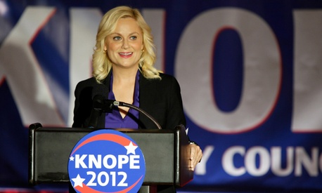 Parks and Recreation&#39;s Leslie Knope
