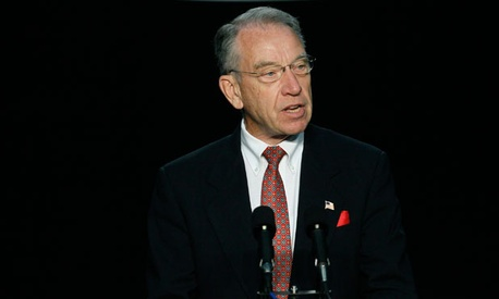 Sen. Chuck Grassley, R-Iowa, introduced the bill.
