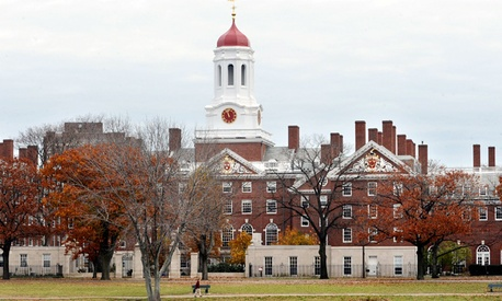 Harvard University campus